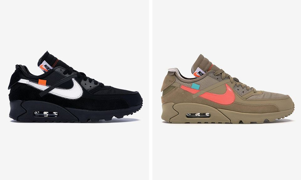 Nike x OFF-WHITE Air Max 90 Pack : Cop Now at StockX