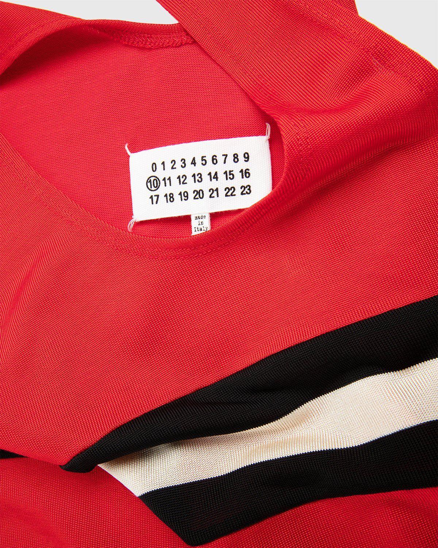 Maison Margiela – Tank Top Red - Image 3