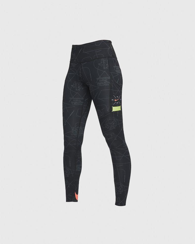 Nike x Highsnobiety – Dri-Fit Berlin Epic Luxe Tights Black