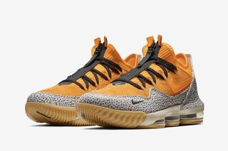 """6532fe9227a2 atmos x Nike LeBron 16 Low """"Safari""""  Official Release Information"""