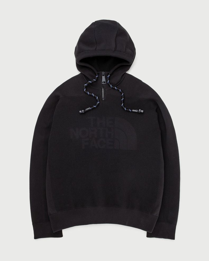 The North Face Black Series — Engineered Knit Hoodie Black