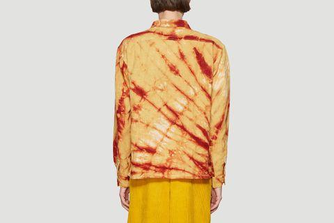 Tie-Dye Snack Shirt