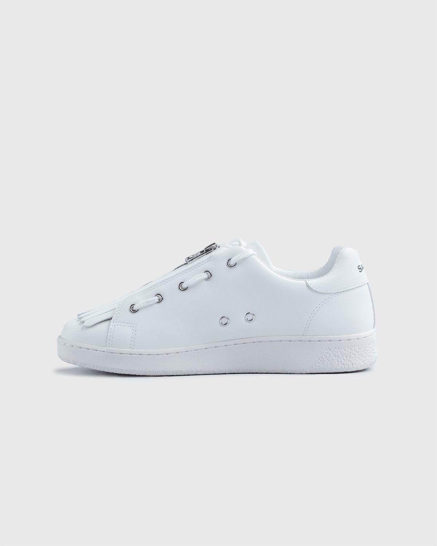A.P.C. x Sacai — Minimal Sneaker White - Image 2