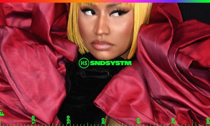 Nicki Minaj for HS Soundsystem