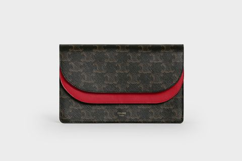 Wallet On Strap