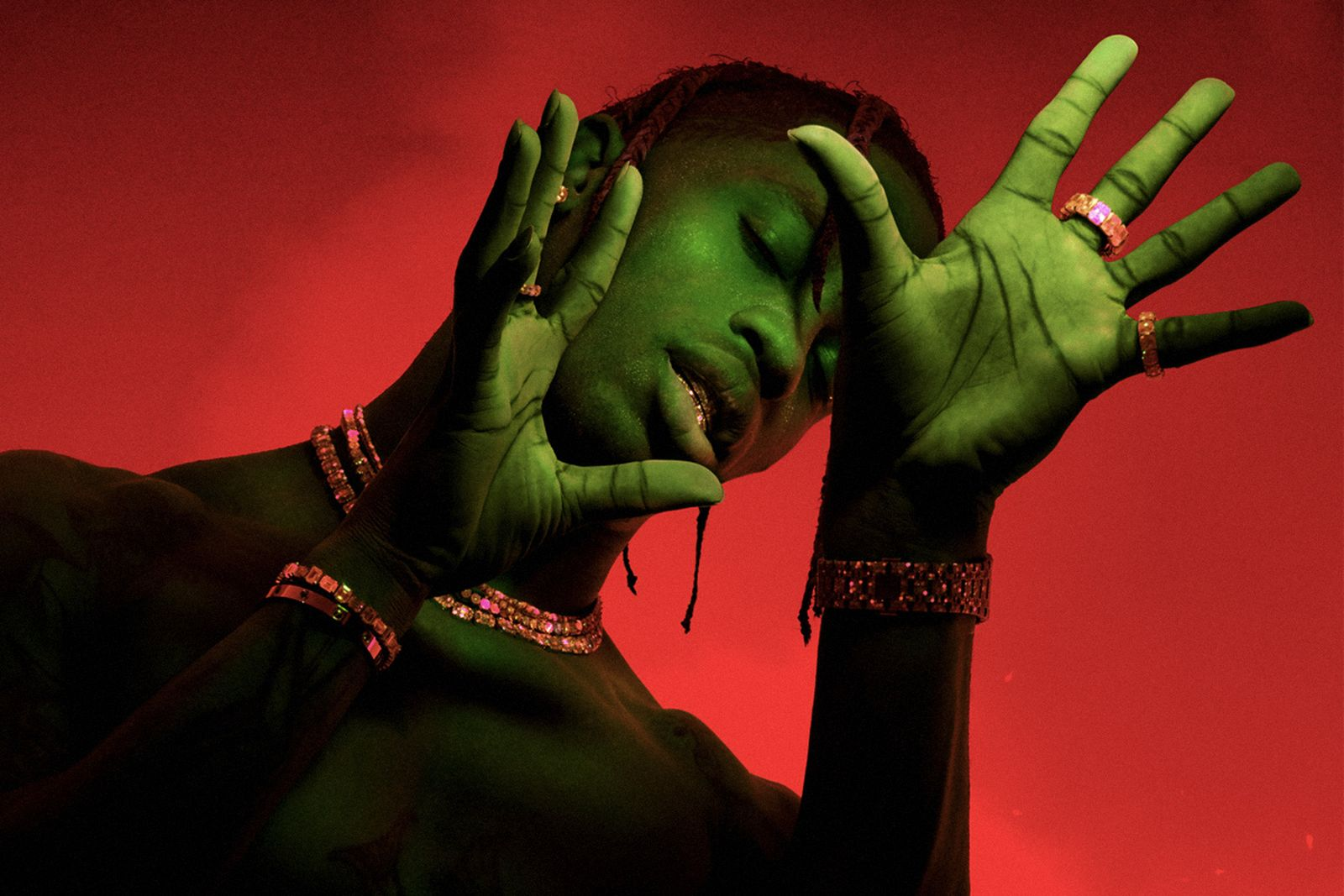 Travis Scott, Young Thug and MIA Link Up for Epic