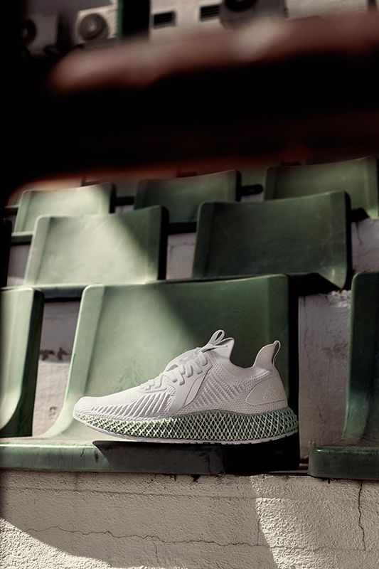 """adidas' Alphaedge 4D Is Releasing in """"Triple White"""" & Parley Colorways"""