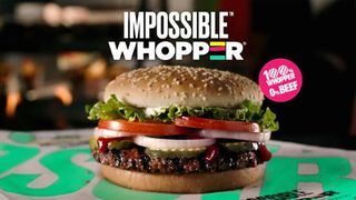 burger king impossible whopper Impossible Foods