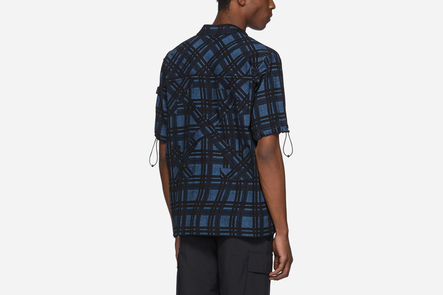 Check Voyager Short Sleeve Shirt