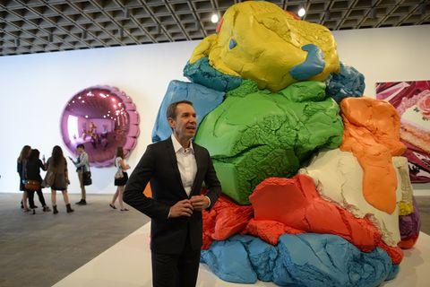 Jeff Koons 'Play-Doh' Sculpture