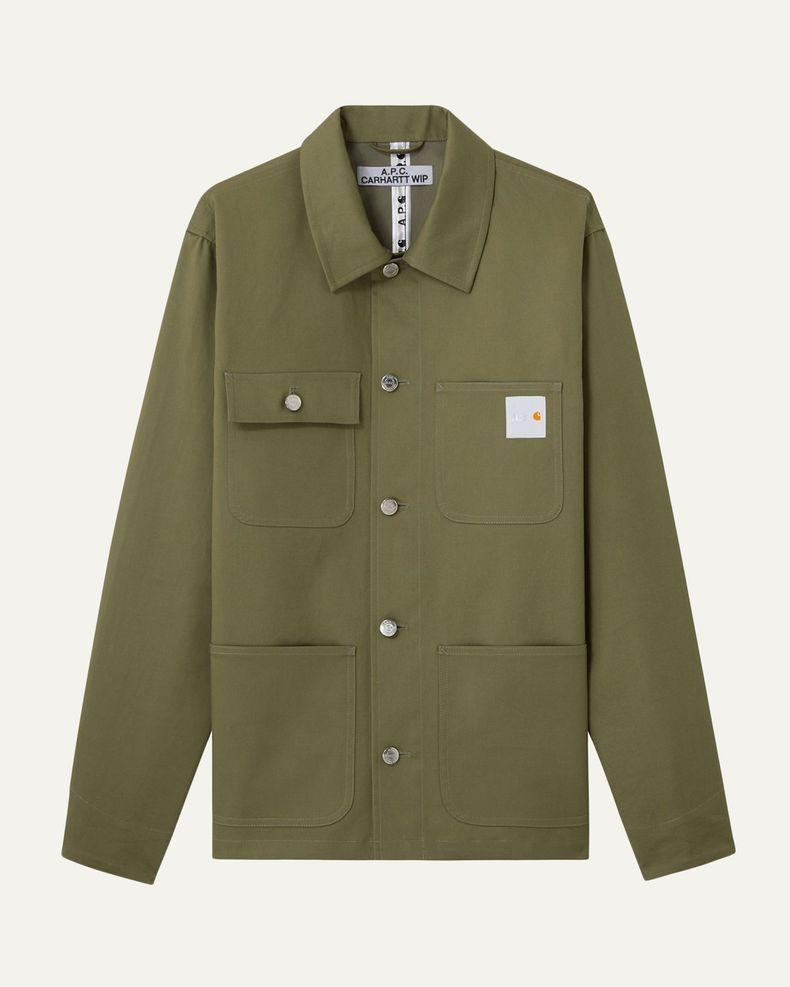 A.P.C. x Carhartt WIP — Work Jacket