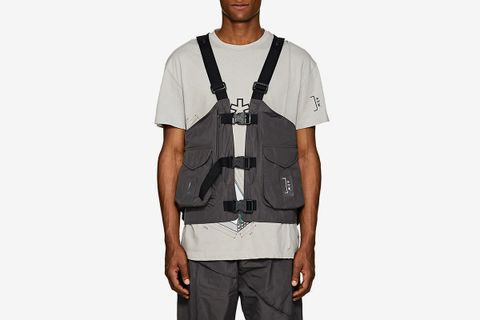 A-COLD-WALL* Tech-Taffeta Cargo Vest