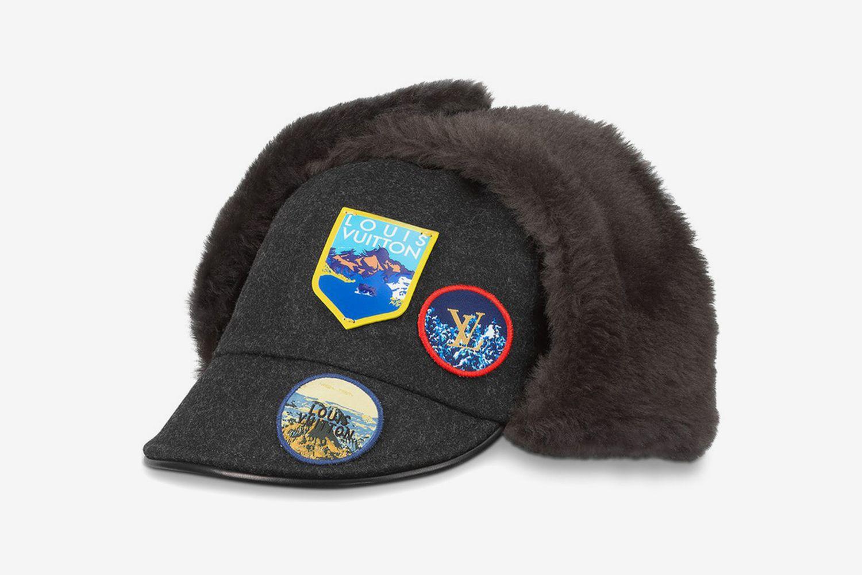 Alpes Fur Cap