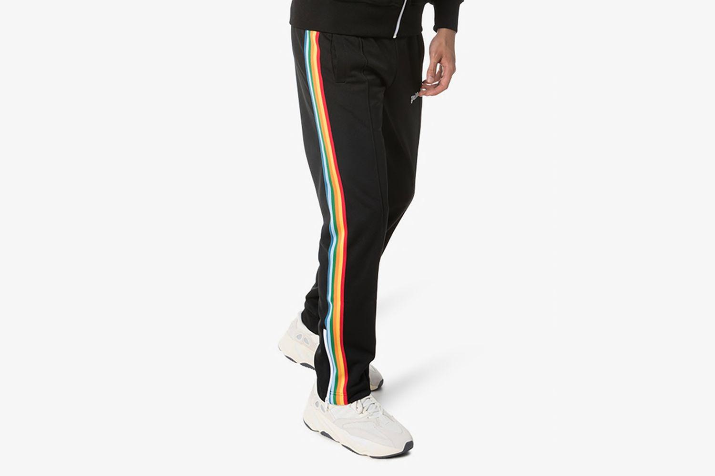 Striped Side Track Pants
