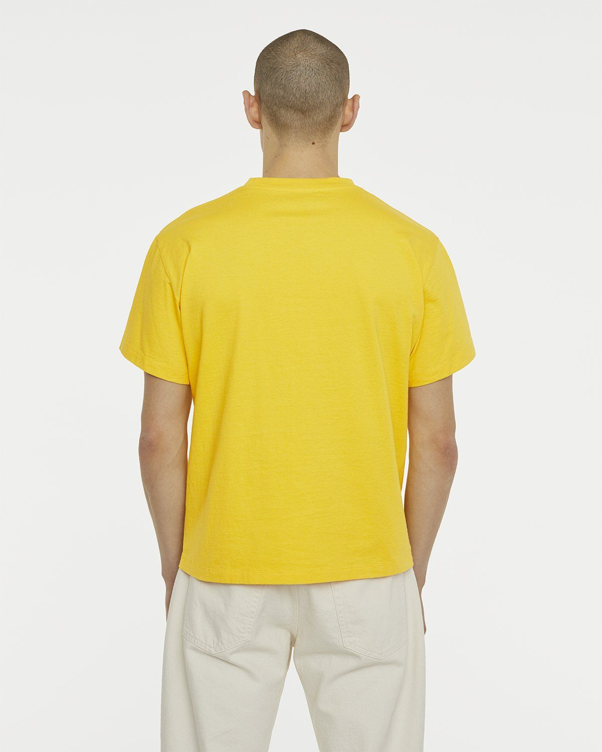 Aries - No Problemo Tee Yellow - Image 5