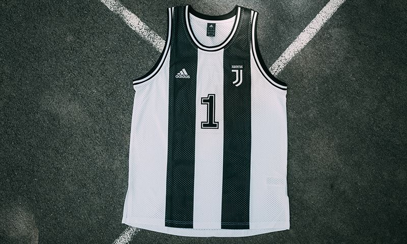 juventus just dropped an adidas basketball jersey just dropped an adidas basketball jersey