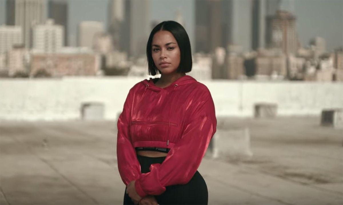 """Lauren London Remembers Nipsey Hussle in PUMA's New """"Forever Stronger"""" Campaign"""