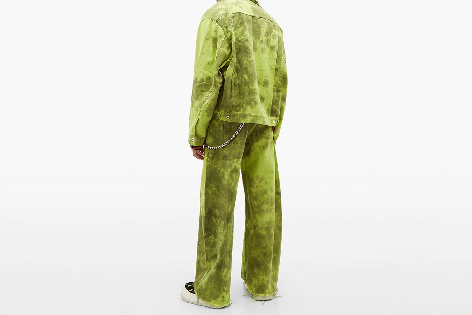 best tie dye main Nike Stüssy kapital