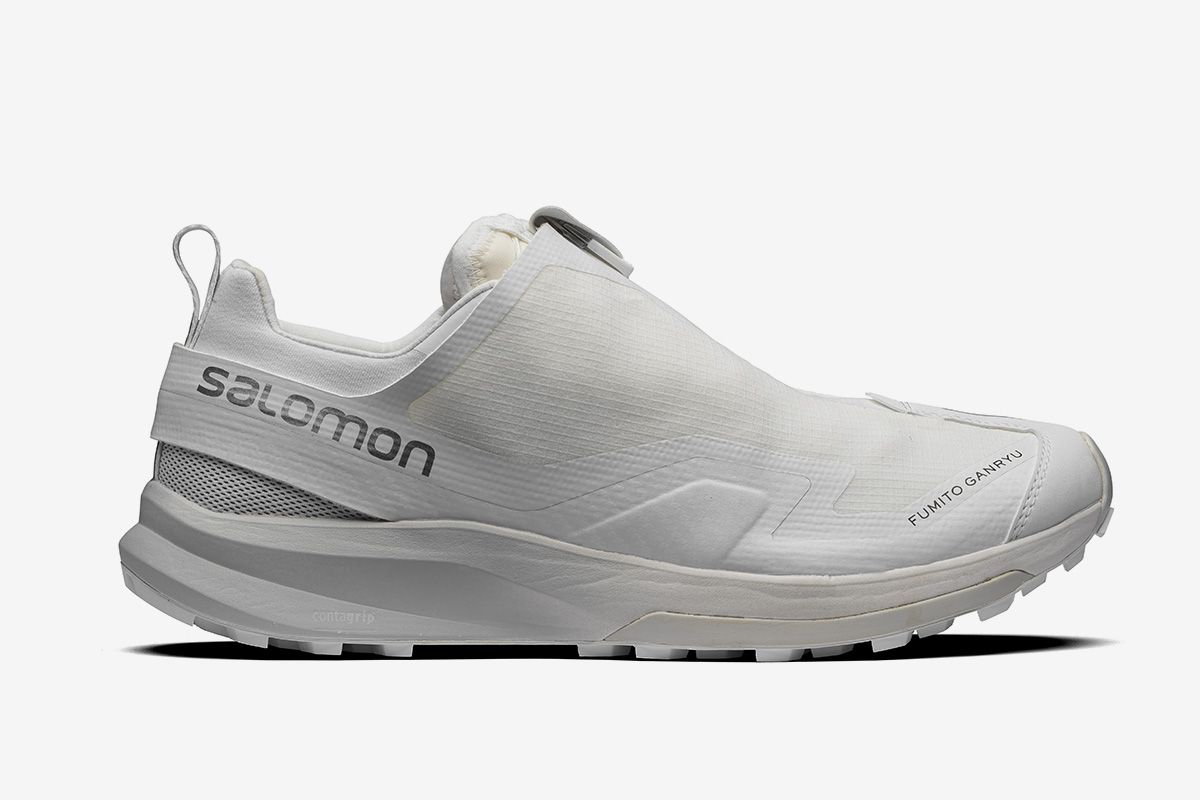 Rain Is No Match for Fumito Ganryu's New Salomon Collab 15