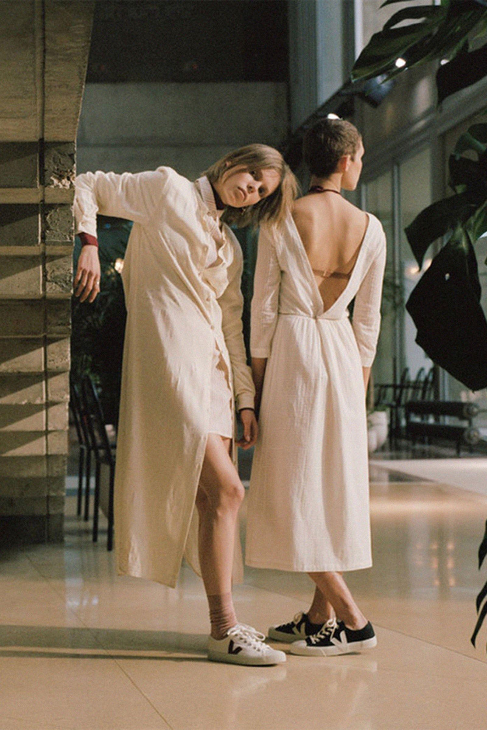best sustainable fashion brands vera Armedangels Jungmaven Knowledge Cotton Apparel