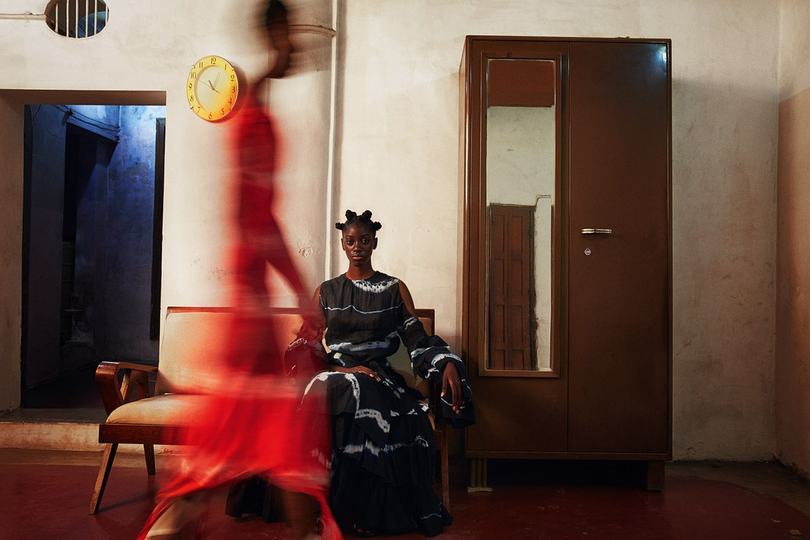 Images from Loewe's SS20 Campaign shot in New Delhi by Gray Sorrenti