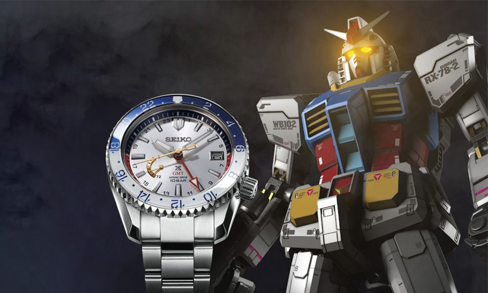collection - Premier achat collection Seiko-prospex-mobile-suit-gundam-40th-collection-00