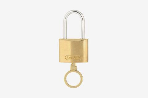Padlock Key Ring