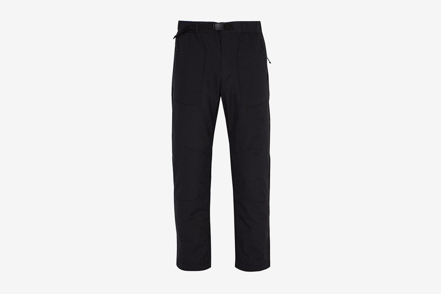 Octa Buckled Padded Trousers