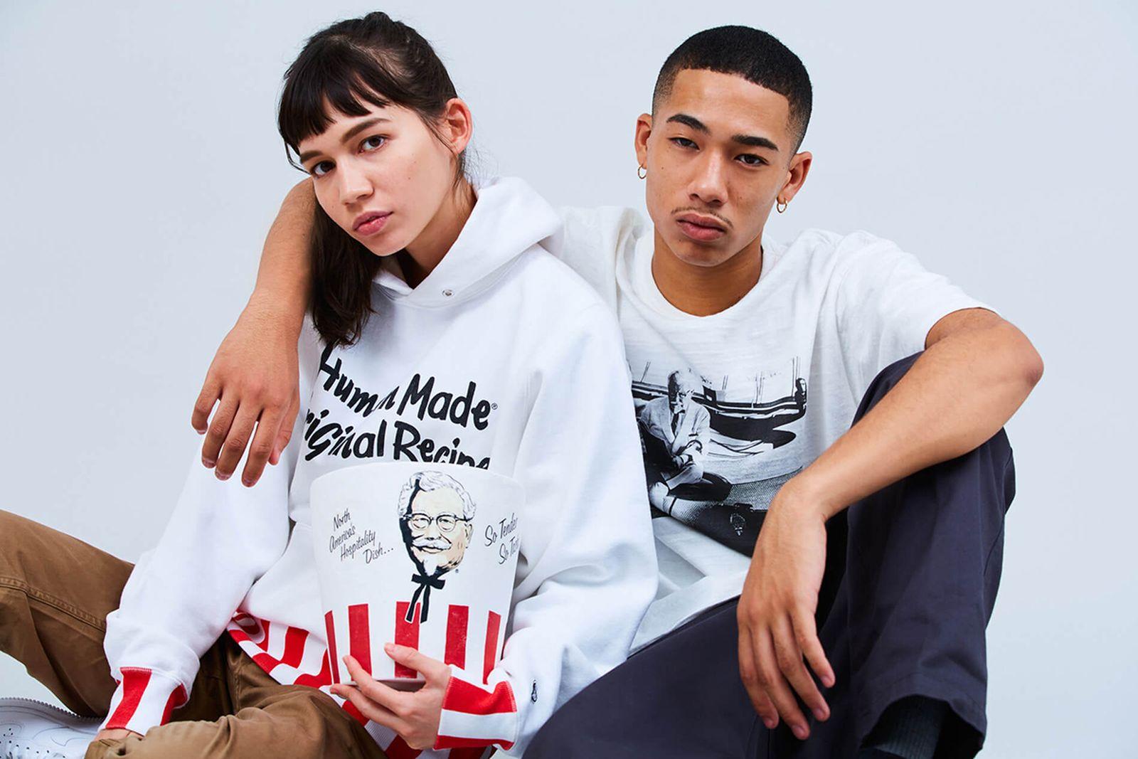fashion collaboration overload main KFC Ralph Lauren Supreme