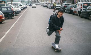 """Watch Brian """"Dutchie"""" Delaney Skate Around Berlin for Grand Collection"""