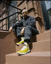 "detailed look 8eb51 3e2a5 Harlem's Fashion Row x Nike LeBron 16 ""Harlem Stage ..."