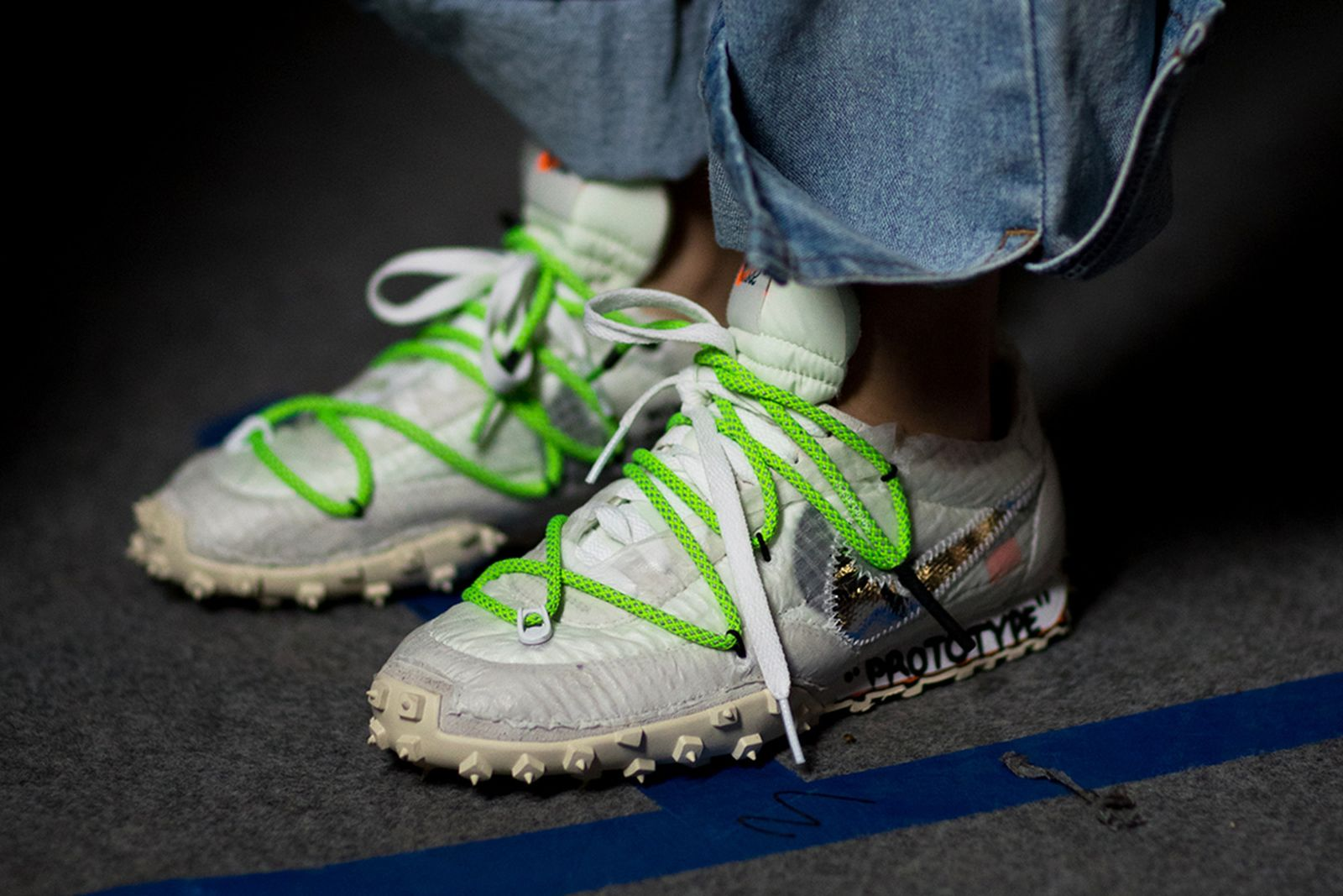 off white nike waffle racer release date price OFF-WHITE c/o Virgil Abloh OFF–WHITE x Nike