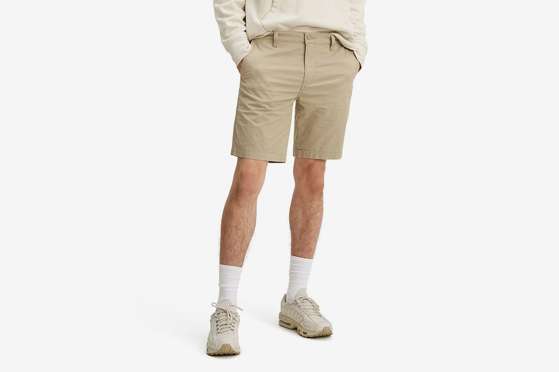 Chino Standard Taper Fit Shorts