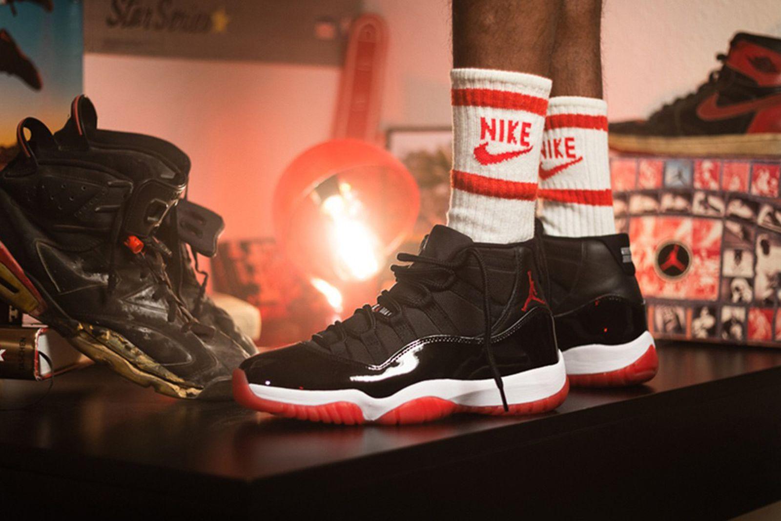 """Nike Air Jordan 11 """"Bred"""""""