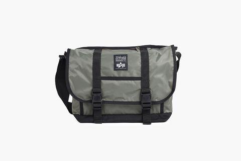 Alpha Industries X Manhattan Portage Messenger Bag