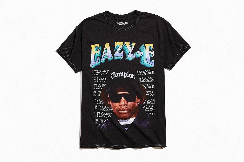 Eazy-E Retro Homage Tee
