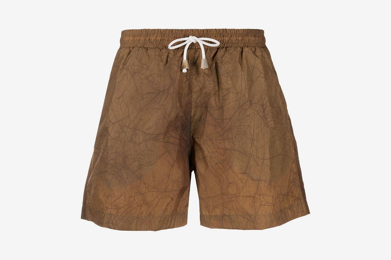 Roxi Tie-Dye Swim Short