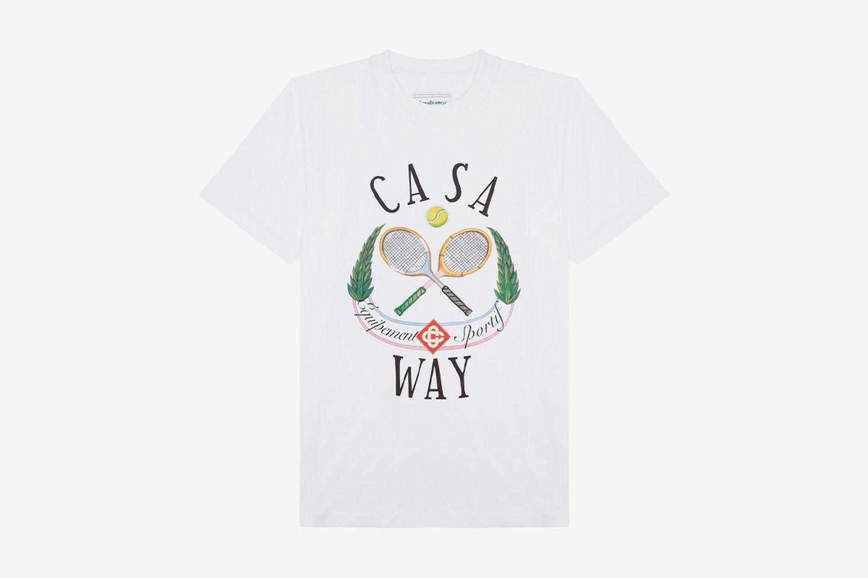 Casaway Tennis Club T-Shirt