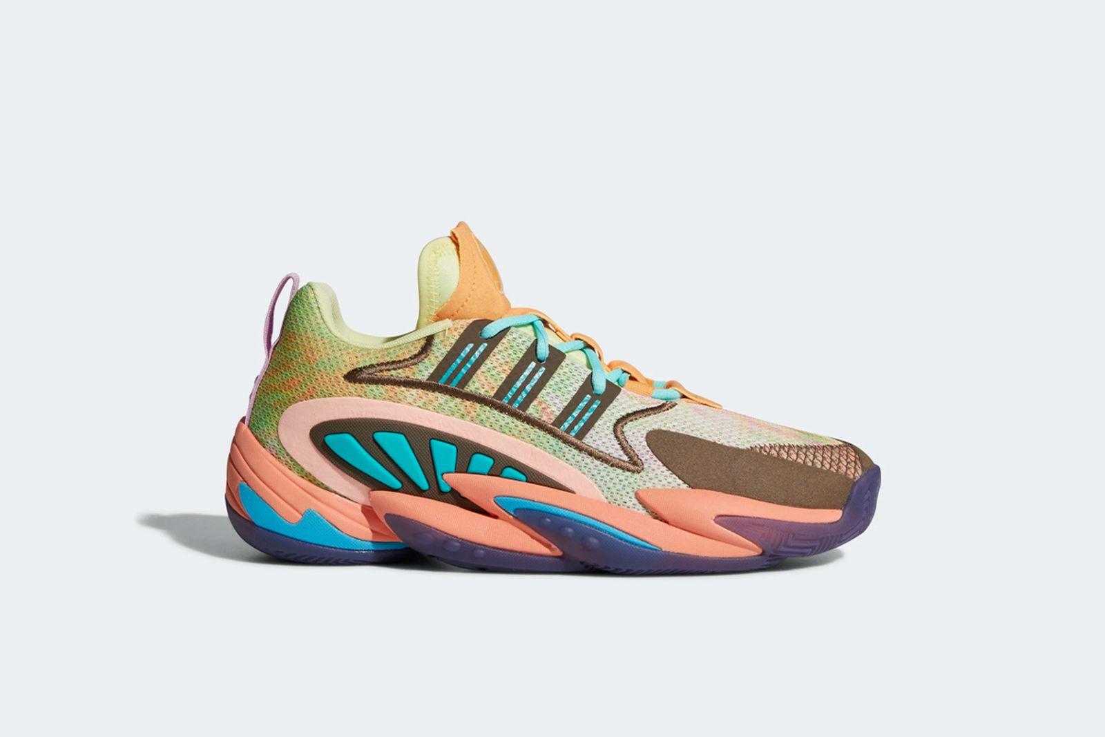 Pharrell Williams x Adidas 2020 Crazy BYW 2.0 Sneaker