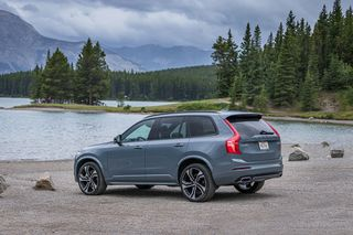 Putting Volvo S 2020 Xc90 R Design Through The Paces In Banff