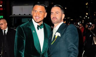 Marc Jacobs Had an Incredible Guest List at the Best-Dressed Wedding Ever
