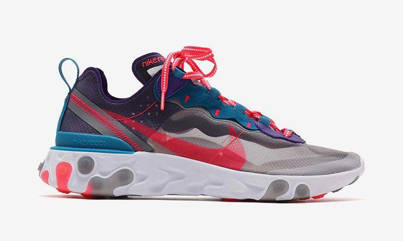 sports shoes 3fa4b 90d91 Nike React Element 87