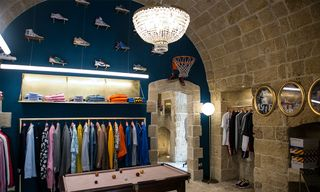 """Take a Look Inside the LC23 """"Spazio"""" in Italy"""