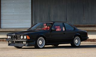 RM Sotheby's Is Auctioning This Ultra-Limited 1987 BMW Alpina B7 Turbo
