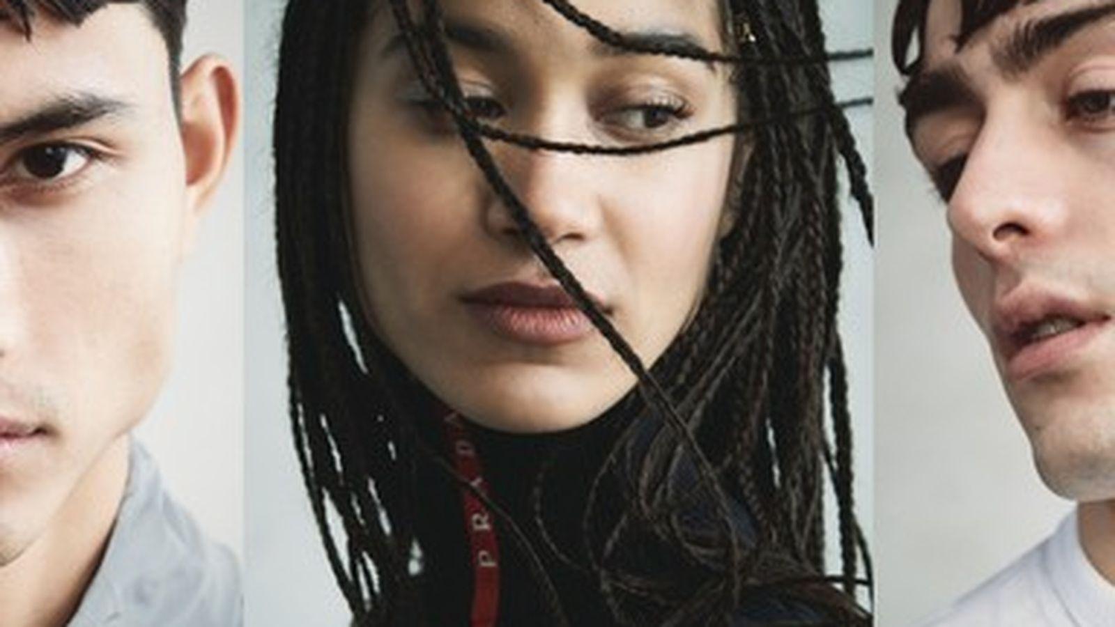 PRADA LINEA ROSSA PRESENTED BY HIGHSNOBIETY - campaign