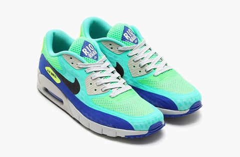 """wholesale dealer c4993 9ca3d ... of sneakers inspired by the world s great cities, Nike follows up the  """"London"""" and """"NYC"""" models with this summer s hottest destination  Rio de  Janeiro."""