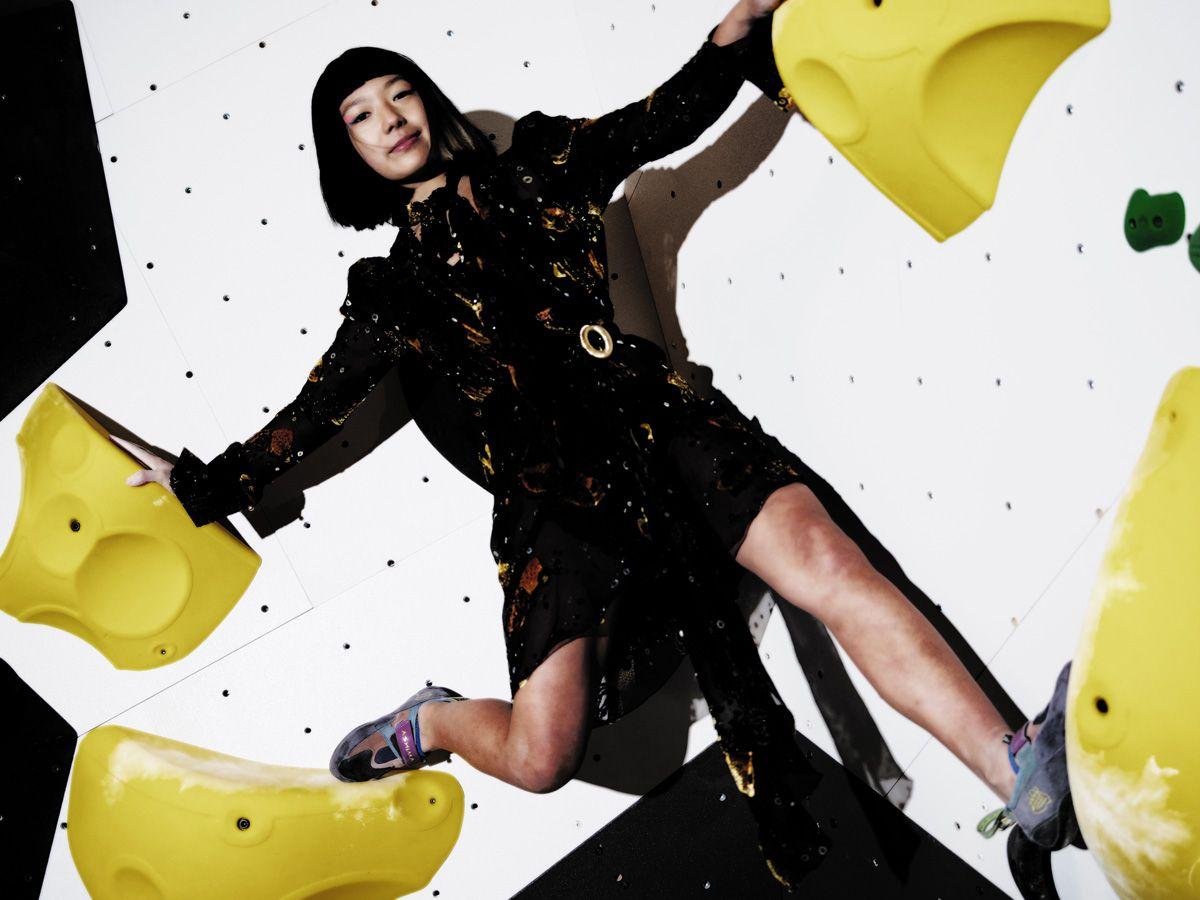 The Problem Solver: Climber Ashima Shiraishi's Journey to the Top