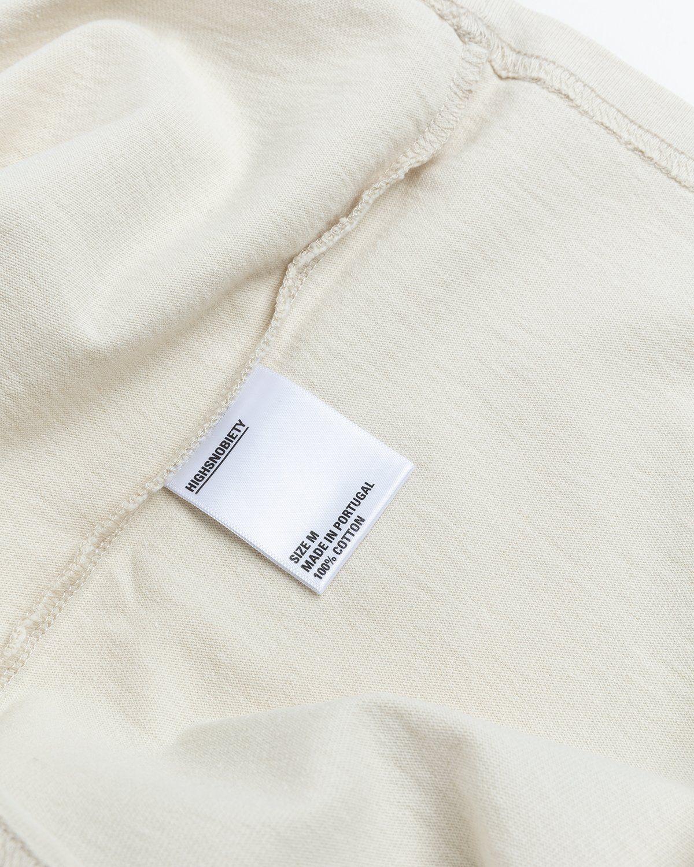 Highsnobiety x Neue National Galerie – T-Shirt Eggshell - Image 6