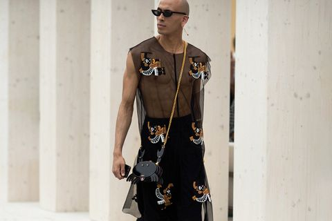genderless fashion consumers main Eckhaus Latta Vaquera gender fluidity