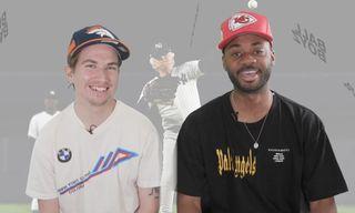 'Ball Boyz' React to Ralph Lauren x NY Yankees Collab & YEEZY Basketball Sneaker